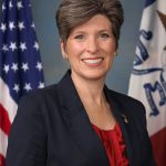 Photo of Sen. Joni Ernst (R-IA)