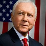Photo of Sen. Orrin Hatch (R-UT)