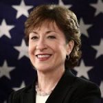 Photo of Sen. Susan Collins (R-ME)