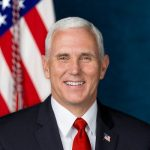 Photo of Vice President Mike Pence